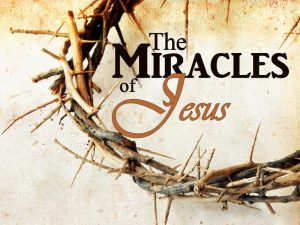 The Miracle - Jesus 1024x768
